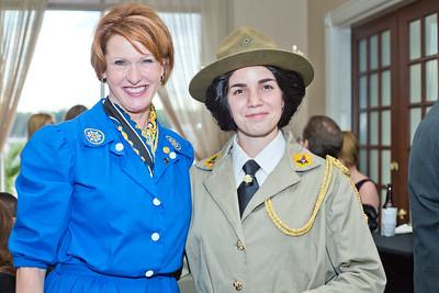 Girl Scouts Thin Mint Throwdown Gala