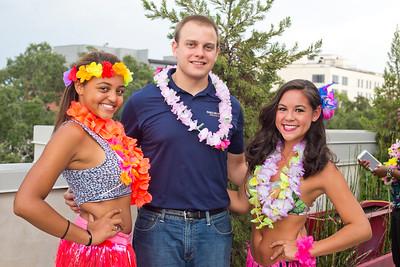 Hawaiian Luau Fundraiser for Hospice Savannah